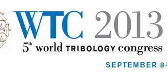 World Tribology Congress 2013